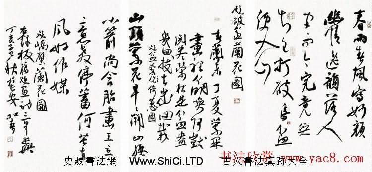 陝西書協副主席張紅春書法作品欣賞