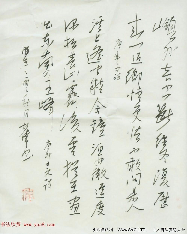 新浪潮首屆中國硬筆書法網絡大展賽評委作品欣賞
