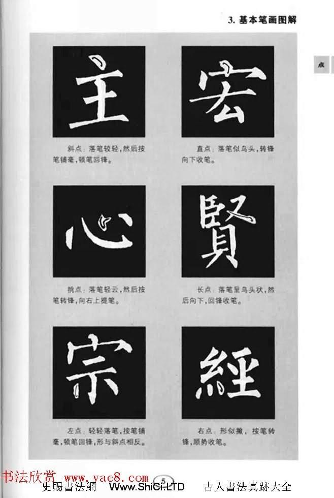書法學習圖解教程字帖《玄秘塔碑臨寫與創作》(共56張圖片)