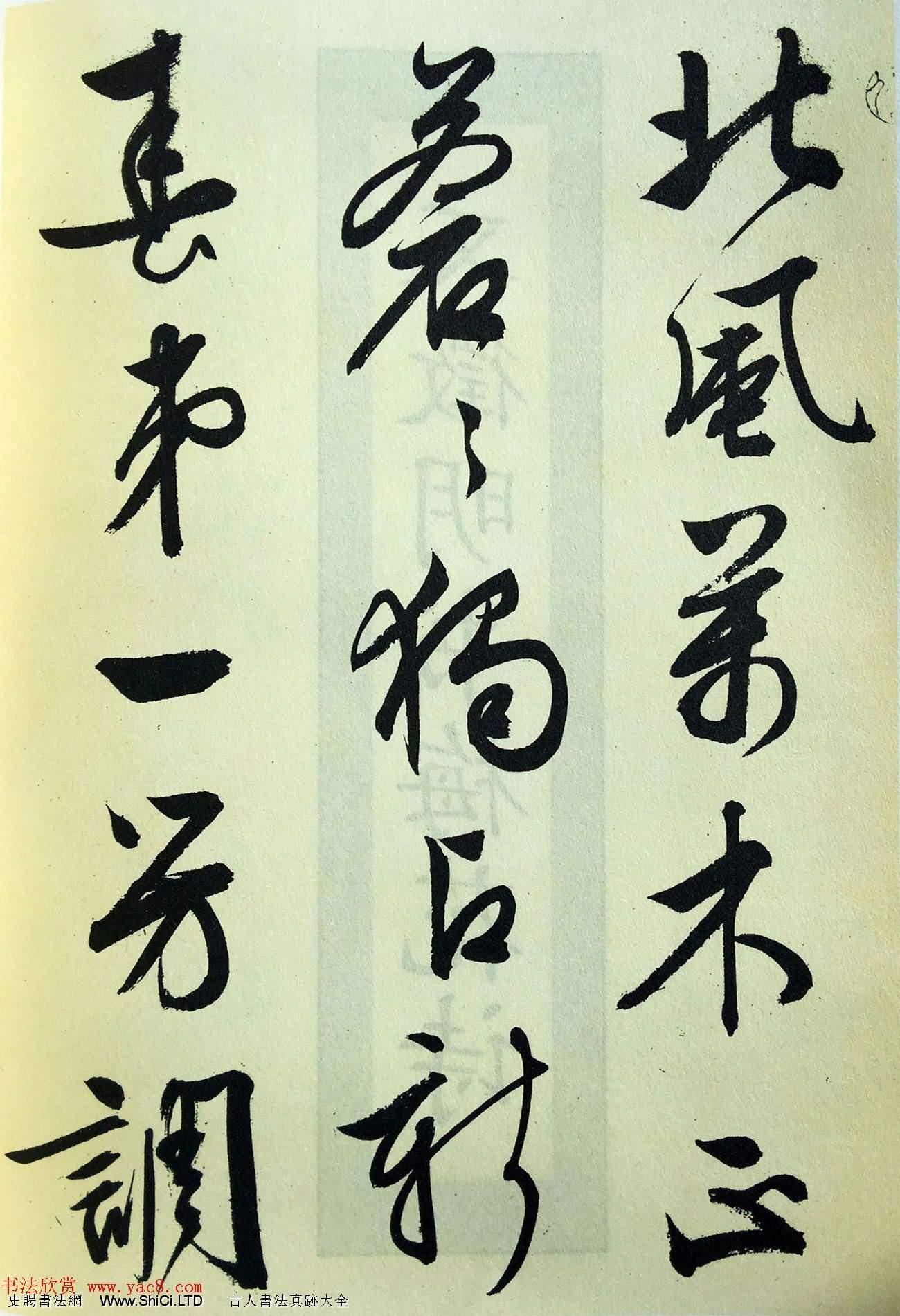 文征明83歲大字行書《梅花詩》高清大圖(共14張圖片)
