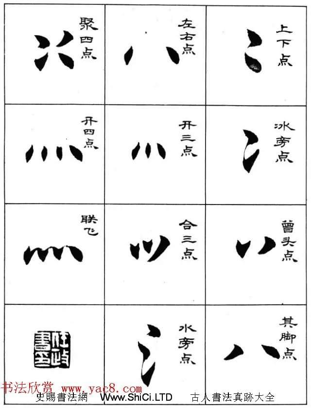 毛筆字帖--任政楷書成語習字帖