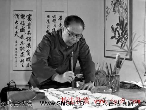 上海任政楷書作品真跡欣賞(共6張圖片)